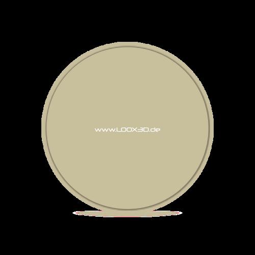 PMMA DISC Mono Colour