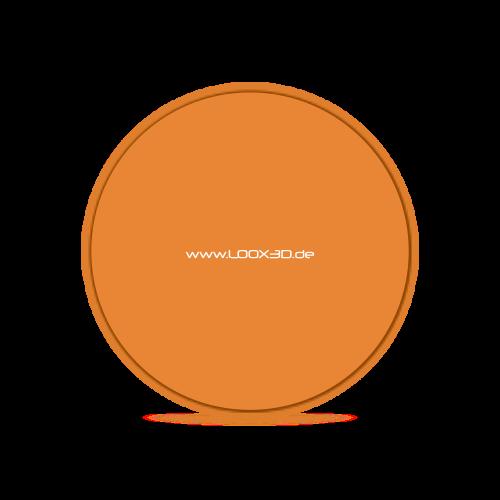 Organic PMMA Eco Colour Orange
