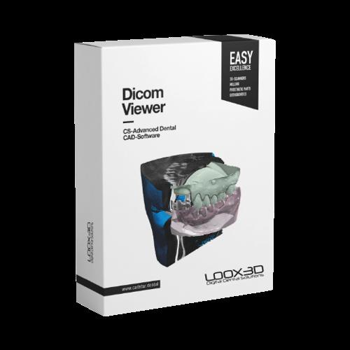 "exocad ""DICOM Viewer modul"""