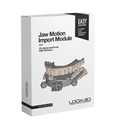 exocad Jaw Motion Import