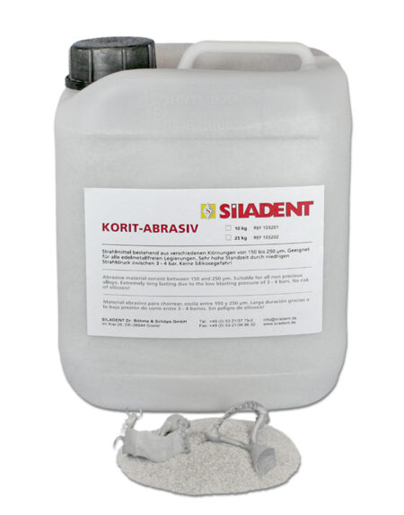 Abstahlmittel Korit-Abrasiv 10 Kg