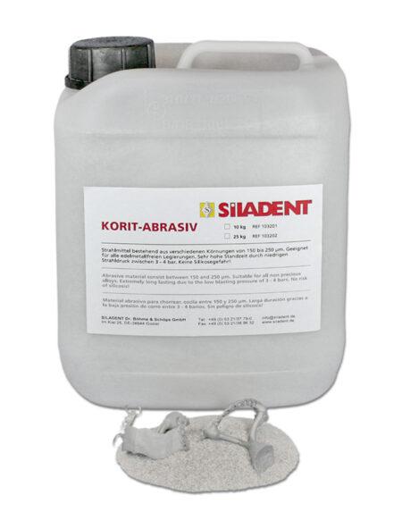 Abstahlmittel Korit-Abrasiv 25 Kg