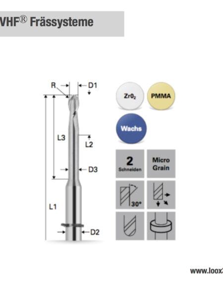 eco-Line Fräser 0,3 - 0,5mm