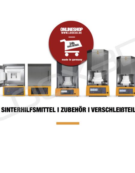 Mihm Vogt Sinterschale Zwischenring, 120/35mm