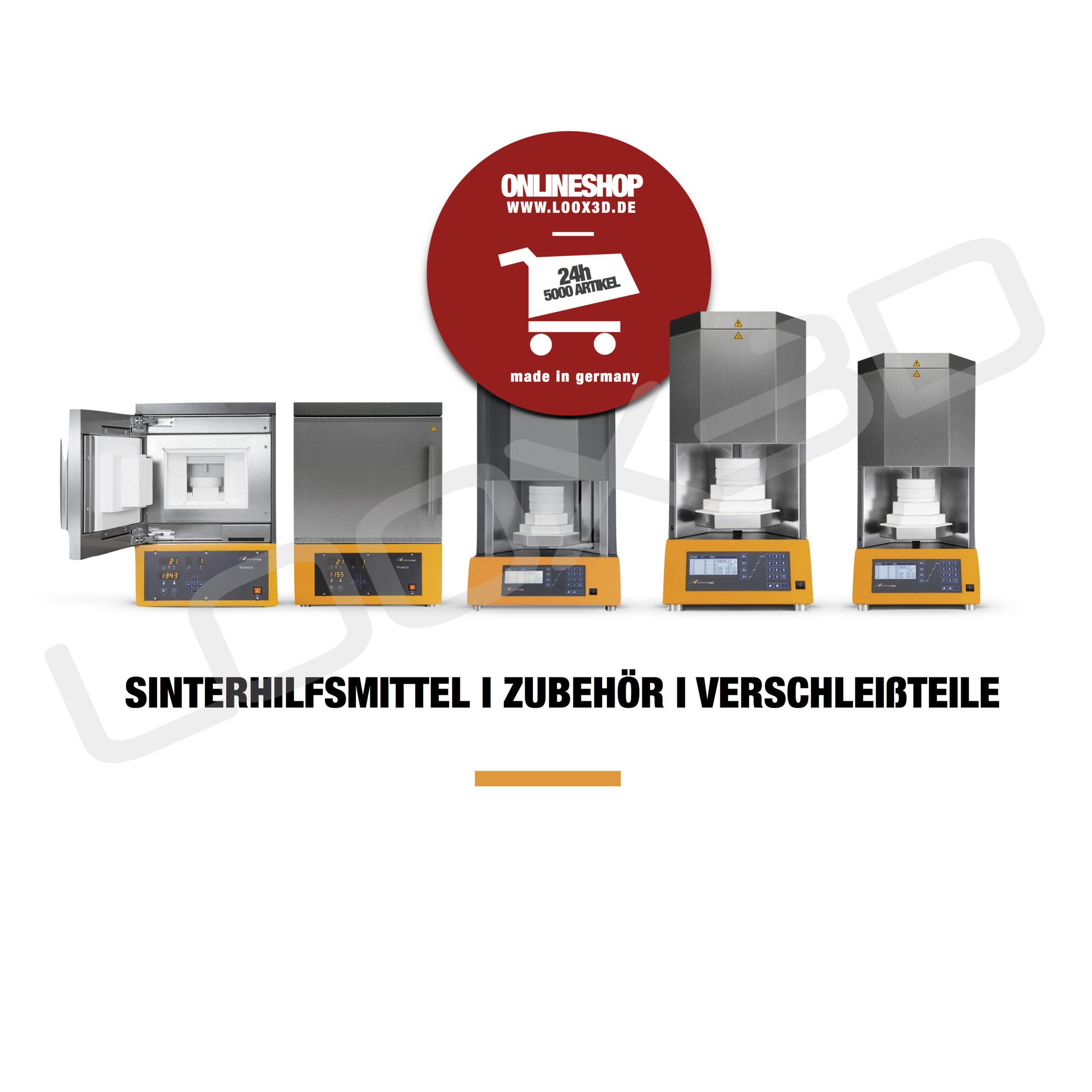 Mihm Vogt Sinterboden SPEED Aufsatzring, 100/15mm