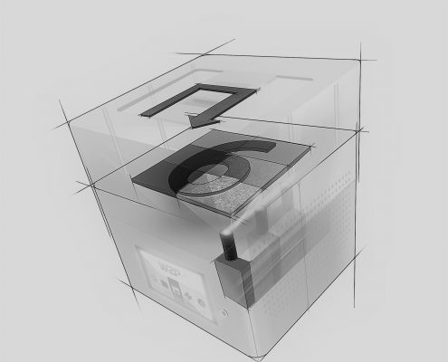 SolFlex 170 - 3D-Drucker