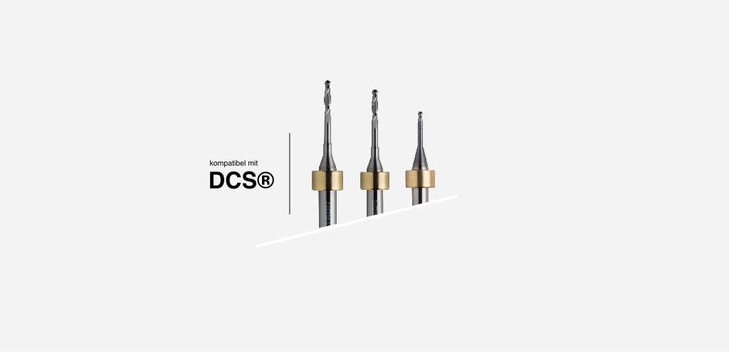 systemkompatibel mit DCS© Frässysteme