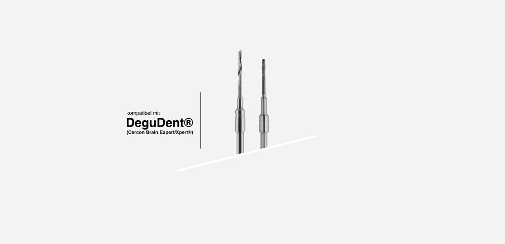 systemkompatibel mit DeguDent© Cercon Brain Expert© Frässysteme