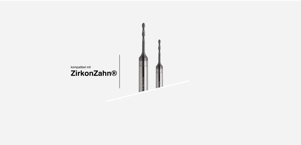 systemkompatibel mit ZirkonZahn® Frässysteme