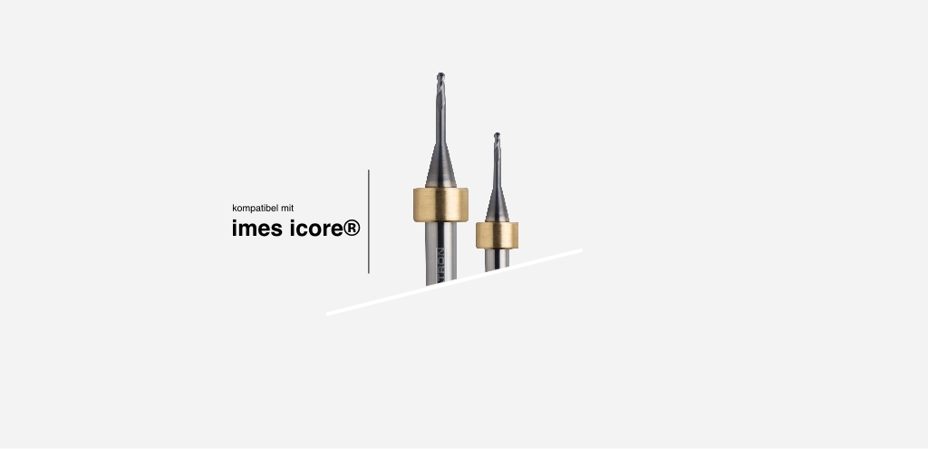 systemkompatibel mit imes icore® Frässysteme