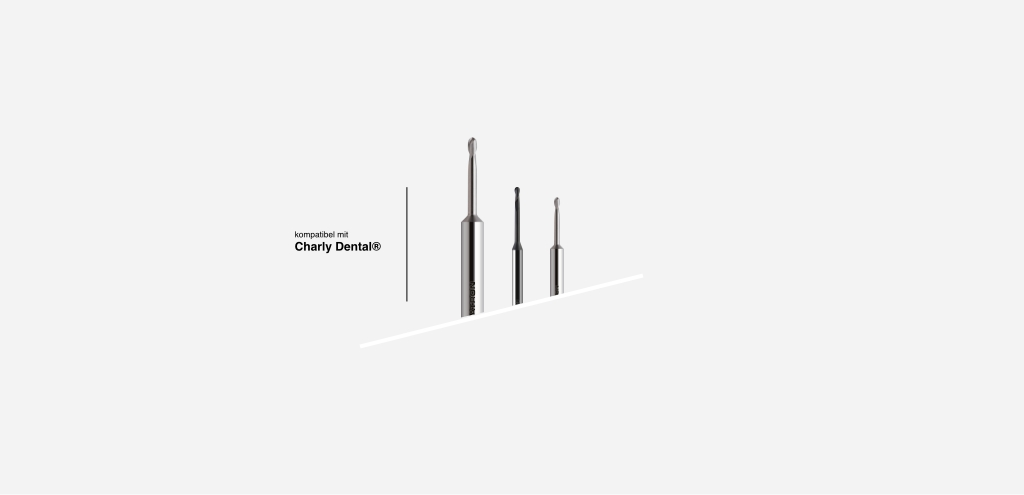 systemkompatibel mit Charly Dental®
